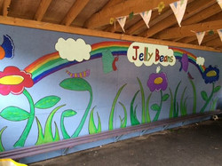 jelly beans garden