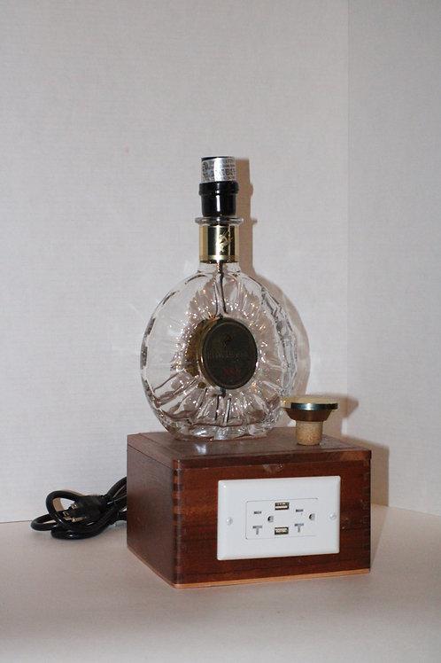 Remy Martin XO Bottle Lamp