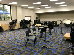Small group practice room