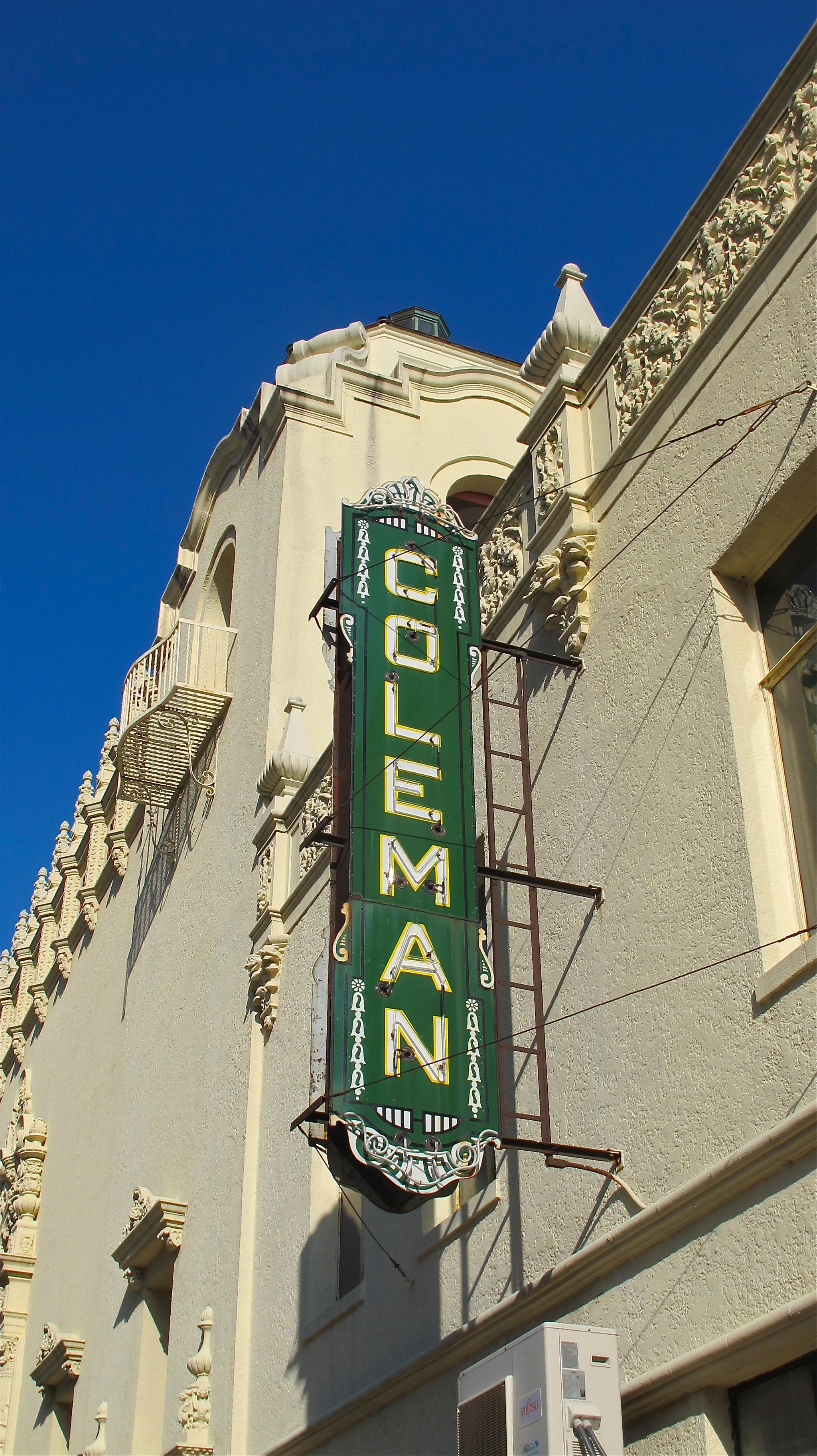 Coleman Theatre*