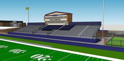 Sapulpa High School Football Stadium