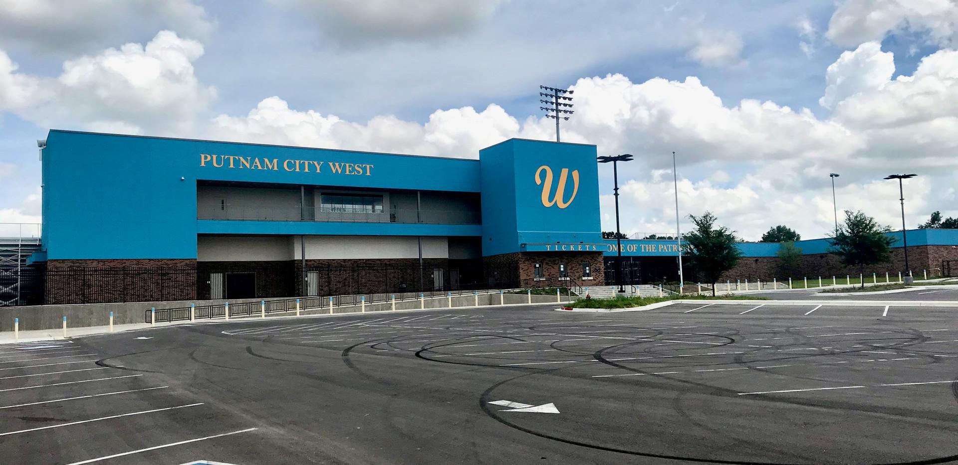 Putnam City high School football stadium