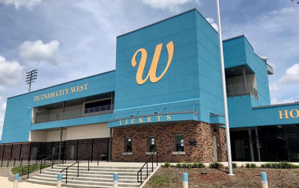 PCW football stadium