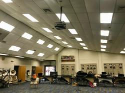 Main practice room