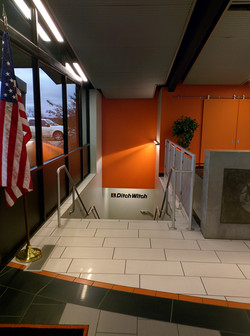 Ditch Witch Headquarters Remodel