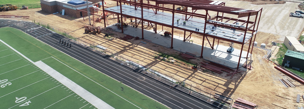 PC West football stadium aerial photo provided by High Res LLC.JPG