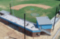 PC West baseball stadium aerial photo pr