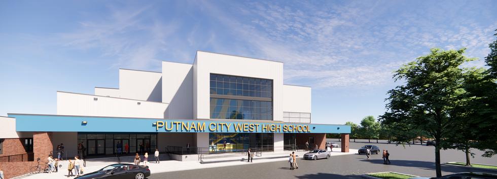 Entryway rendering