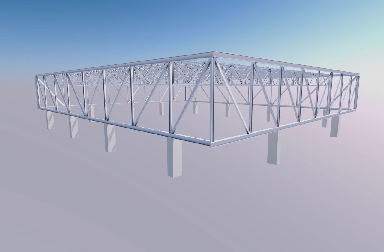 Rendering, structure