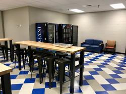 Student break room