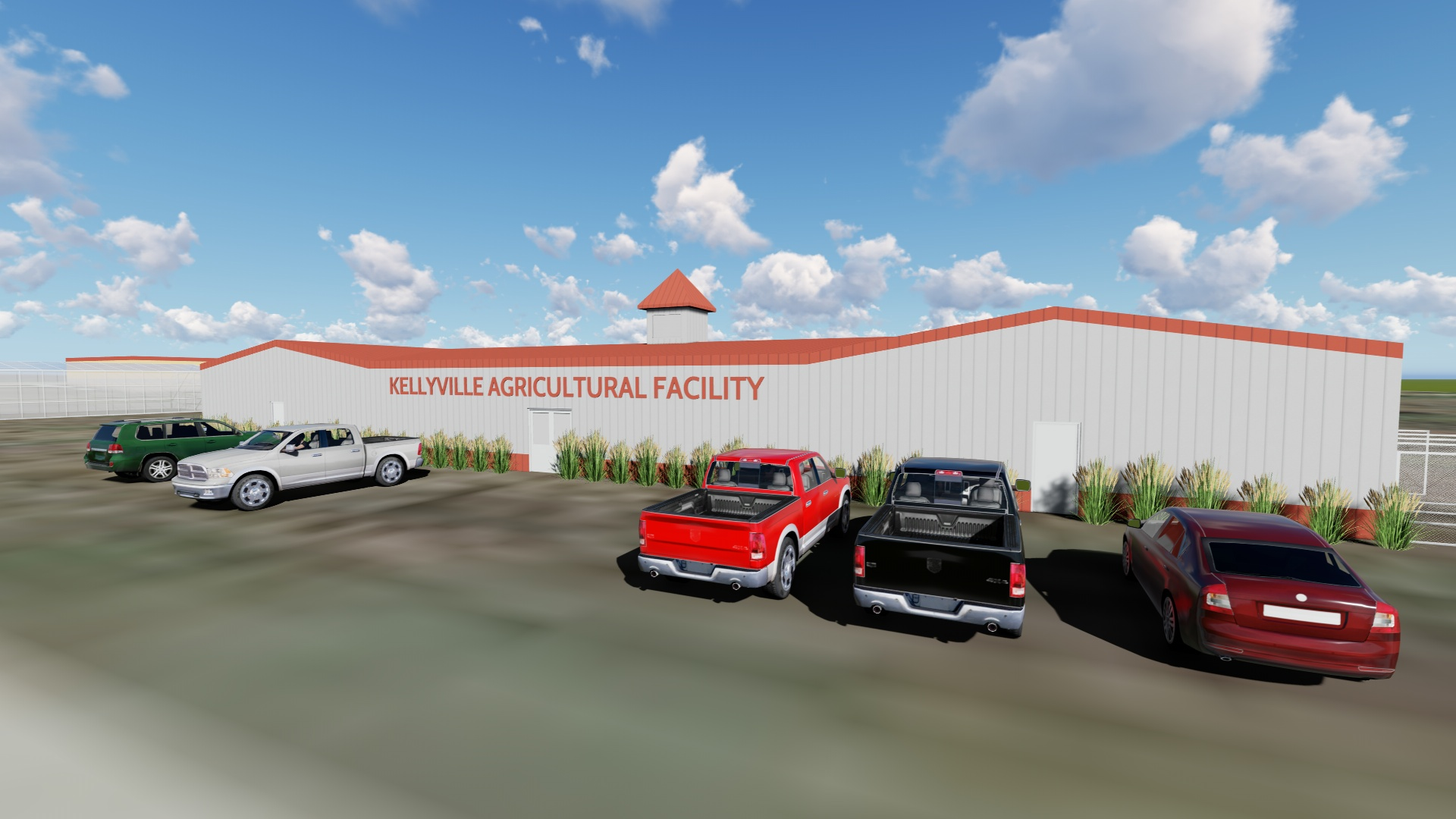 Kellyville Agricultural Facility