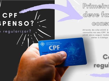 CPF – Como Regularizar pendências nos canais virtuais da Receita