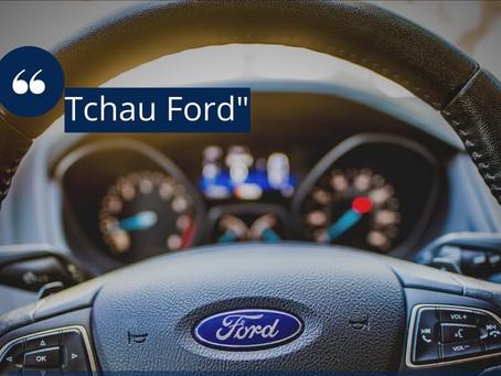 Ford anuncia fechamento de fábricas e fim da produção de veículos no Brasil