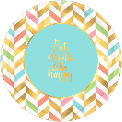 Eat, Drink, & Be Happy