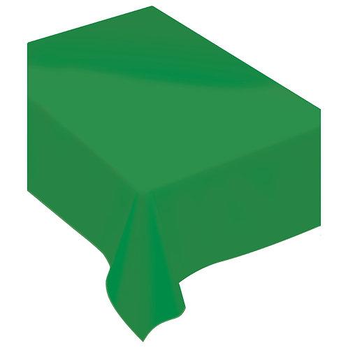 Apple Green Fabric Tablecloth