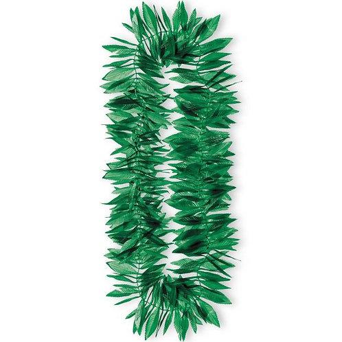 Green Leaf Lei