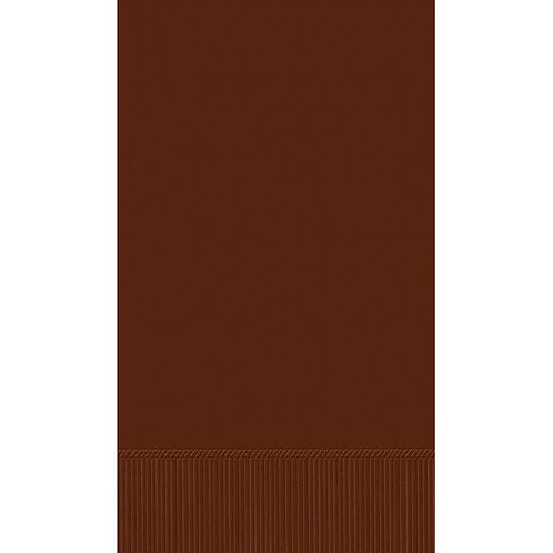 Brown Guest Towels 16ct