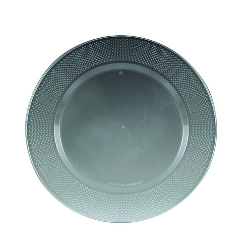 Concord Clear 9in Plastic Plates 15ct