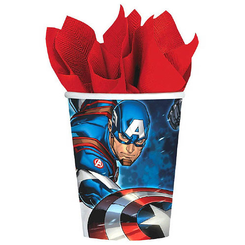 Marvel Epic Avengers Cups 8ct