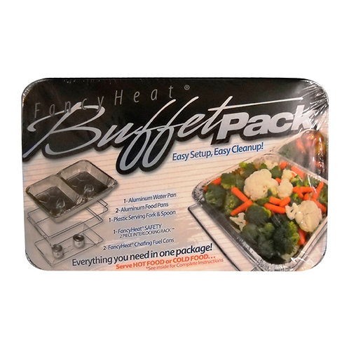 7 Piece Party Buffet Pack