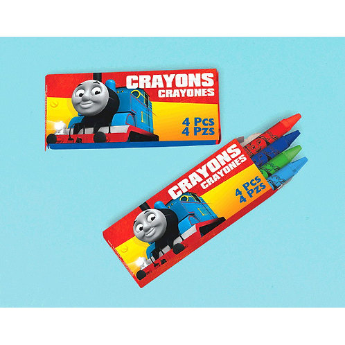 Thomas All Aboard Crayons 12ct