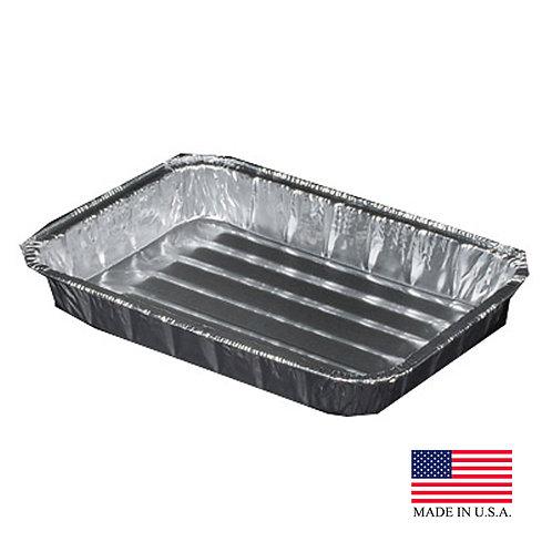 Aluminum Mini Broiler Pan