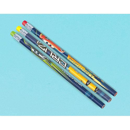 CARS 3 Pencils 12ct