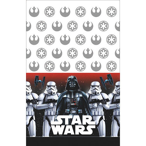 Star Wars Classic Plastic Table Cover