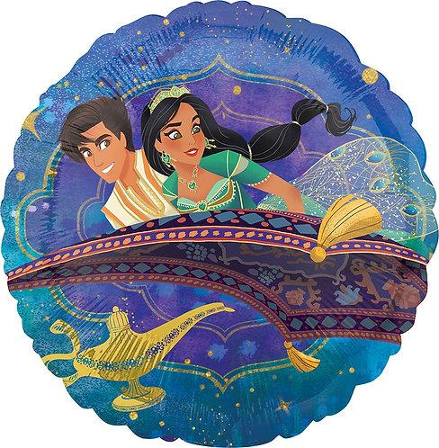 #401 Aladdin 18in Balloon