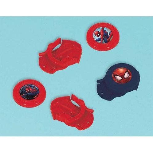 Spider-Man Webbed Wonder Mini Disc Shooters