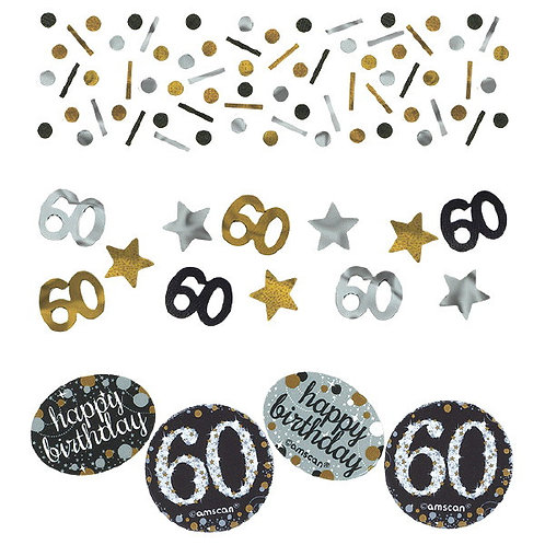 Sparkling Celebration 60 Confetti