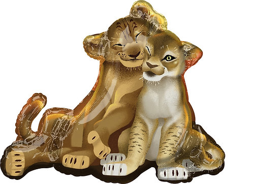 #68 Lion King 31in Balloon