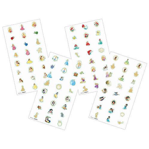 Disney Princess Nail Decals Kit