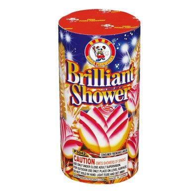 Brilliant Shower Fireworks Fountain