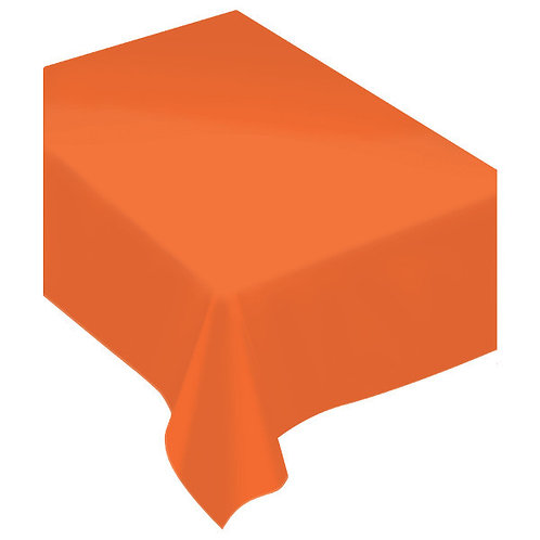 Apple Orange Fabric Tablecloth