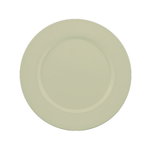 Concord Beige 7in Plastic Plates 15ct