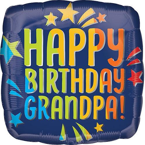 #349HAPPY BIRTHDAY GRADPA
