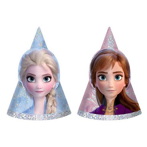 Frozen 2 Party Hats 8ct
