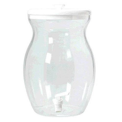 Beverage Dispenser w/Lid & Spigot 10.6 Quarts