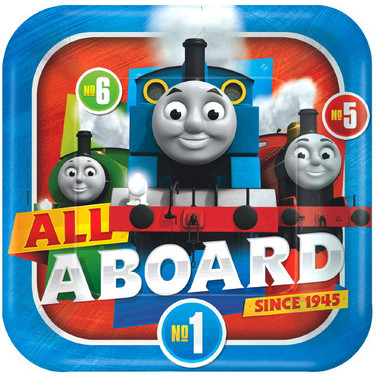 Thomas All Aboard