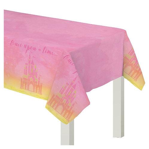 Disney Princess Plastic Table Cover