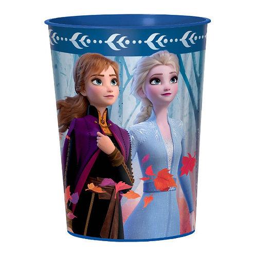 Frozen 2 Metallic Favor Cup