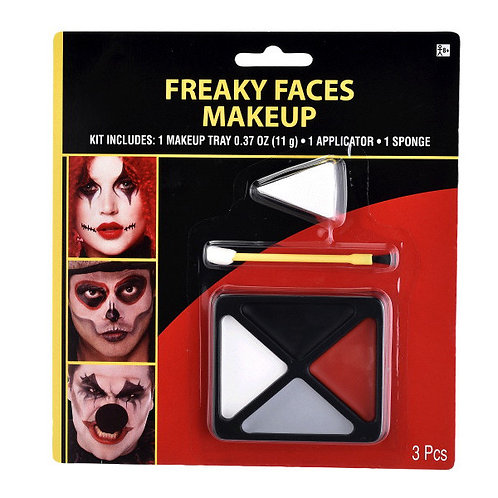 Freaky Faces Makeup Kit