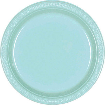 Robins Egg Blue Tableware