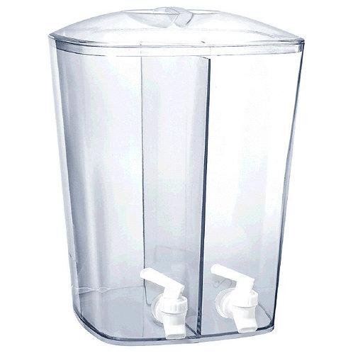 Double Beverage Dispenser 3 Gallon