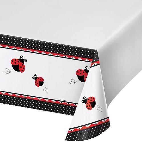 Ladybug Fancy Table Cover