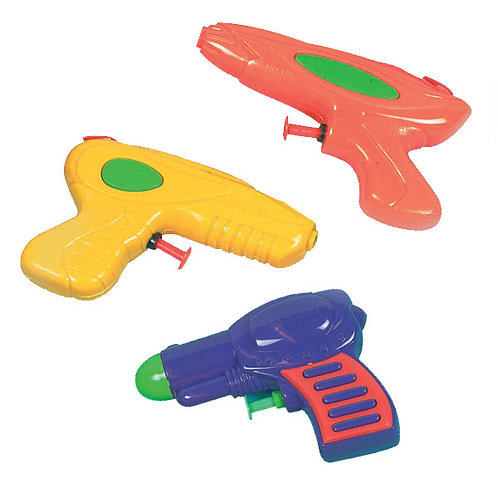 Plastic Water Squirters Value Pack 12ct
