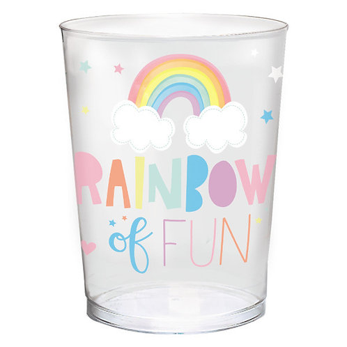 Magical Rainbow Birthday Favor Cup