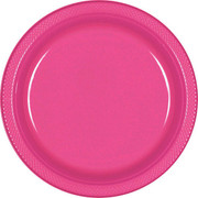 Bright Pink Tableware