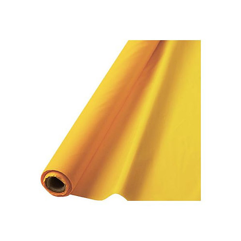 """Yellow Table Roll 40"""" x 100'"""